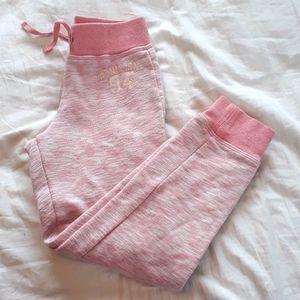 Girls Size 6 Pink Sweatpants Unicorn 94 George